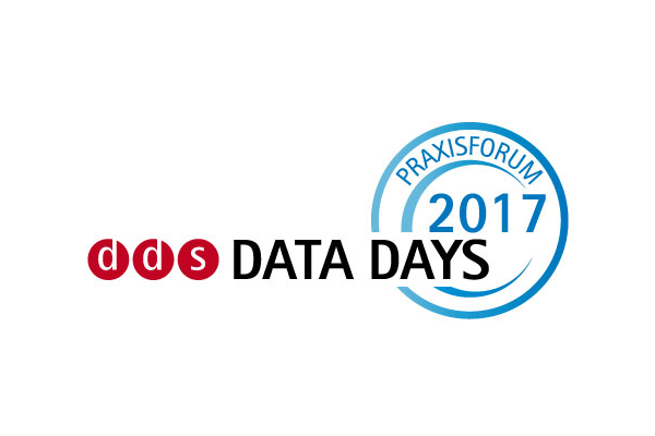 Praxisforum dds DATA DAYS 2017